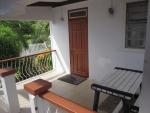 Small dining veranda house 1