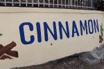 Entrance to Cinnamon