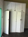 Storage closet in bedroom 2